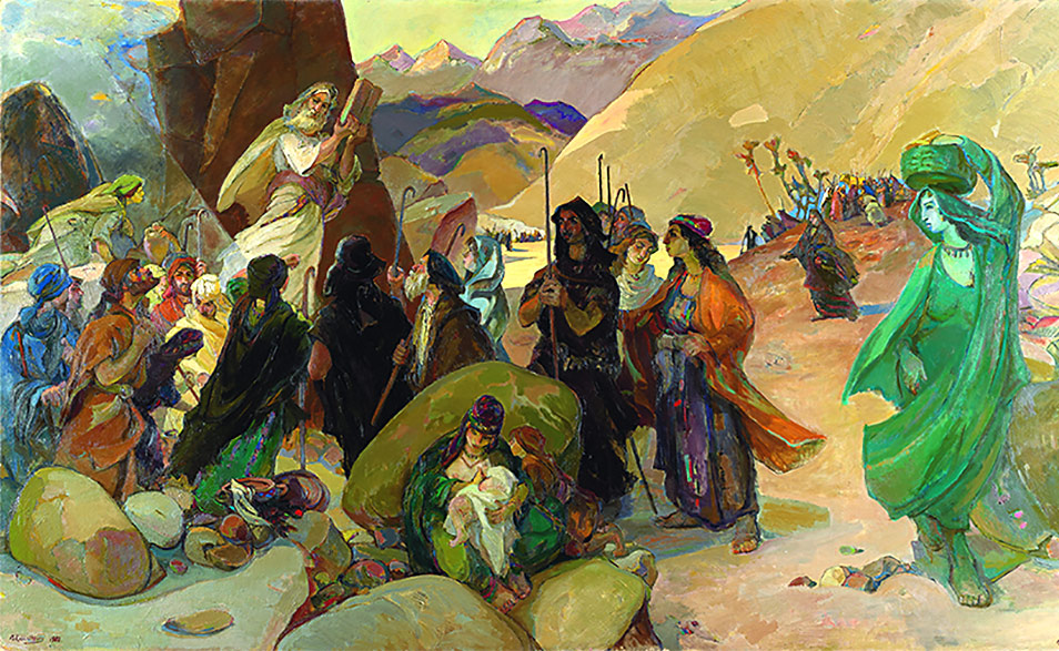 Why Didn't the Israelites Circumcise in the Wilderness?