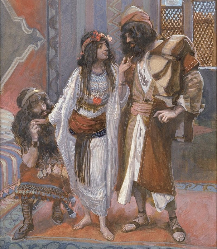 Rahab the Faithful Harlot