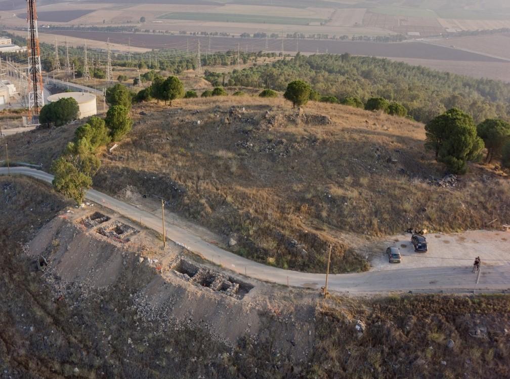Israel's Earthquake, 8th Century B.C.E.