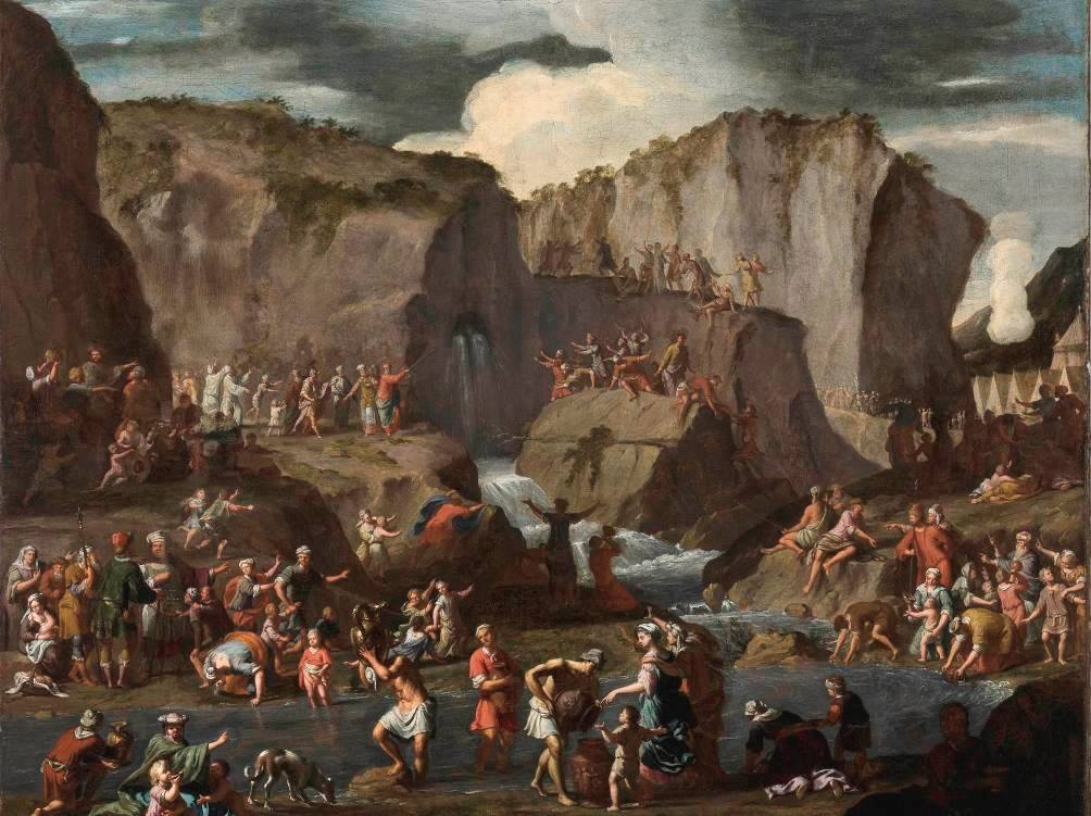 Biblical Theodicy & Why God Made Israel Wander in the Wilderness