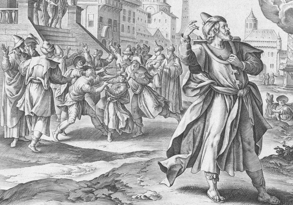 How Do We Know a True Prophet? Jeremiah vs. Hananiah