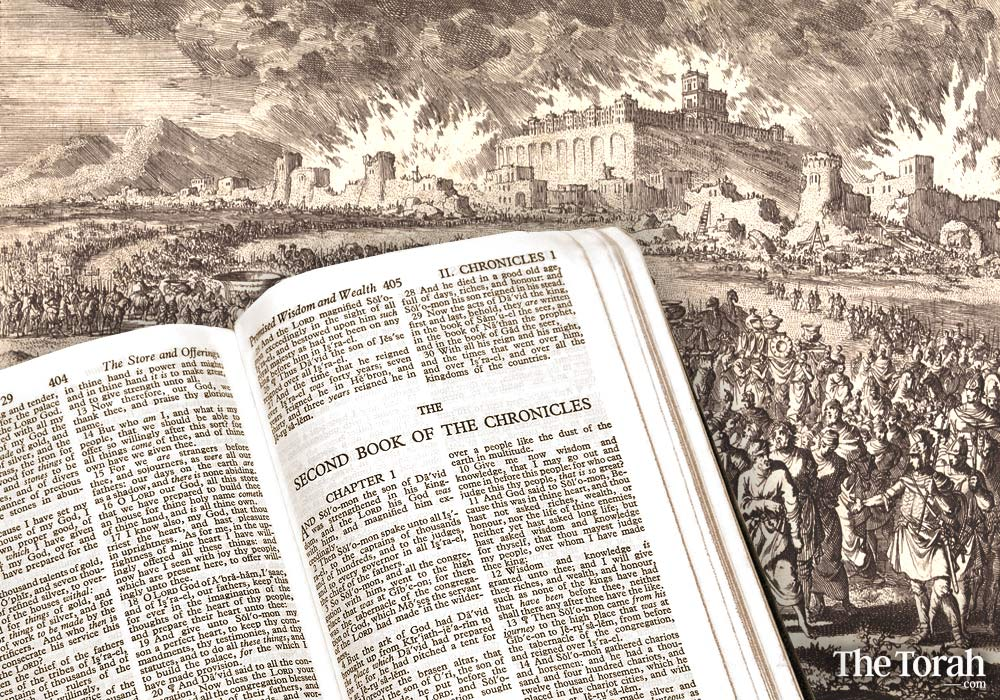 The Chronicles of Divine Justice: Why God Destroyed Judah