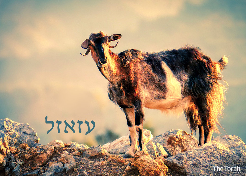 Is Azazel a Goat, Place, Demon, or Deity?