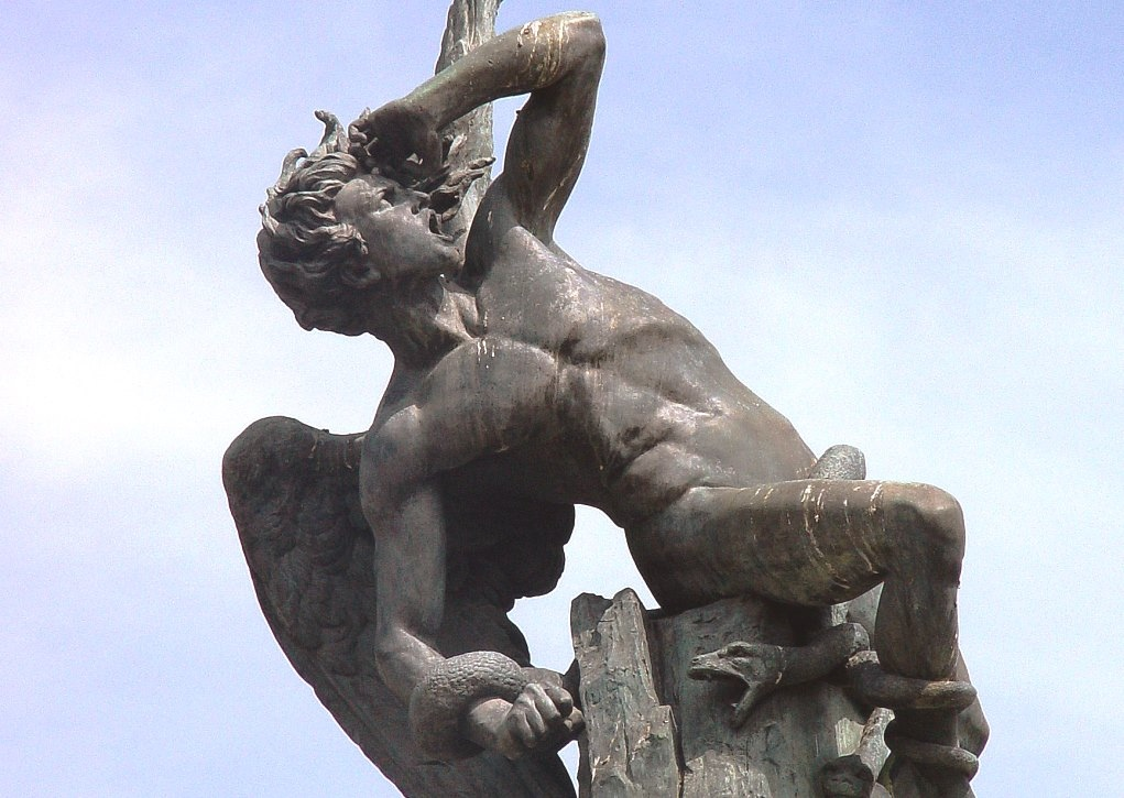 Cain, Son of the Fallen Angel Samael