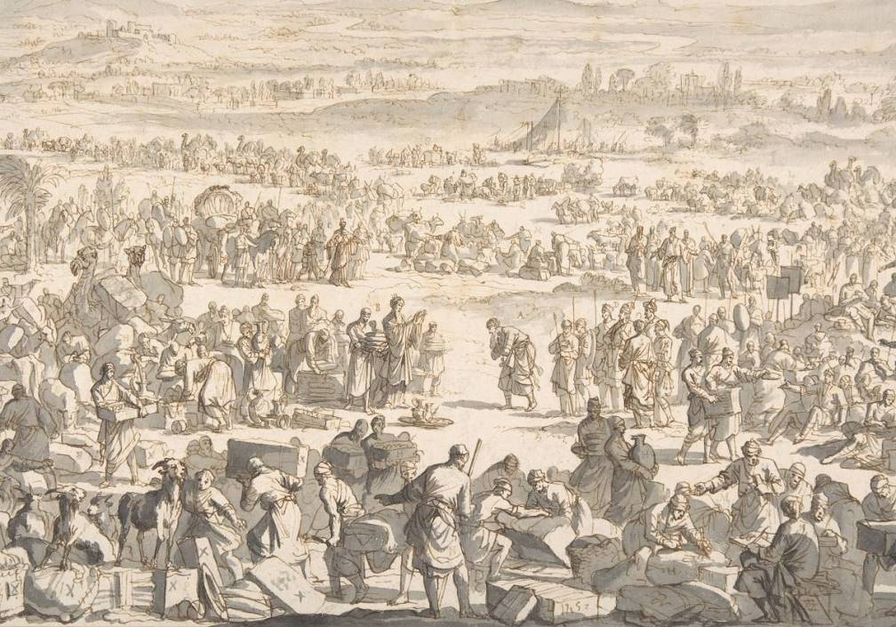 What Caused the War Between the Kings? Philo's Dual Interpretation
