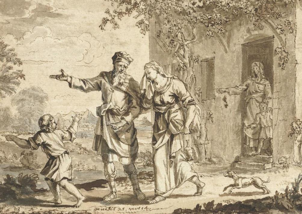 The Expulsion of Ishmael: Who Is Being Tried?