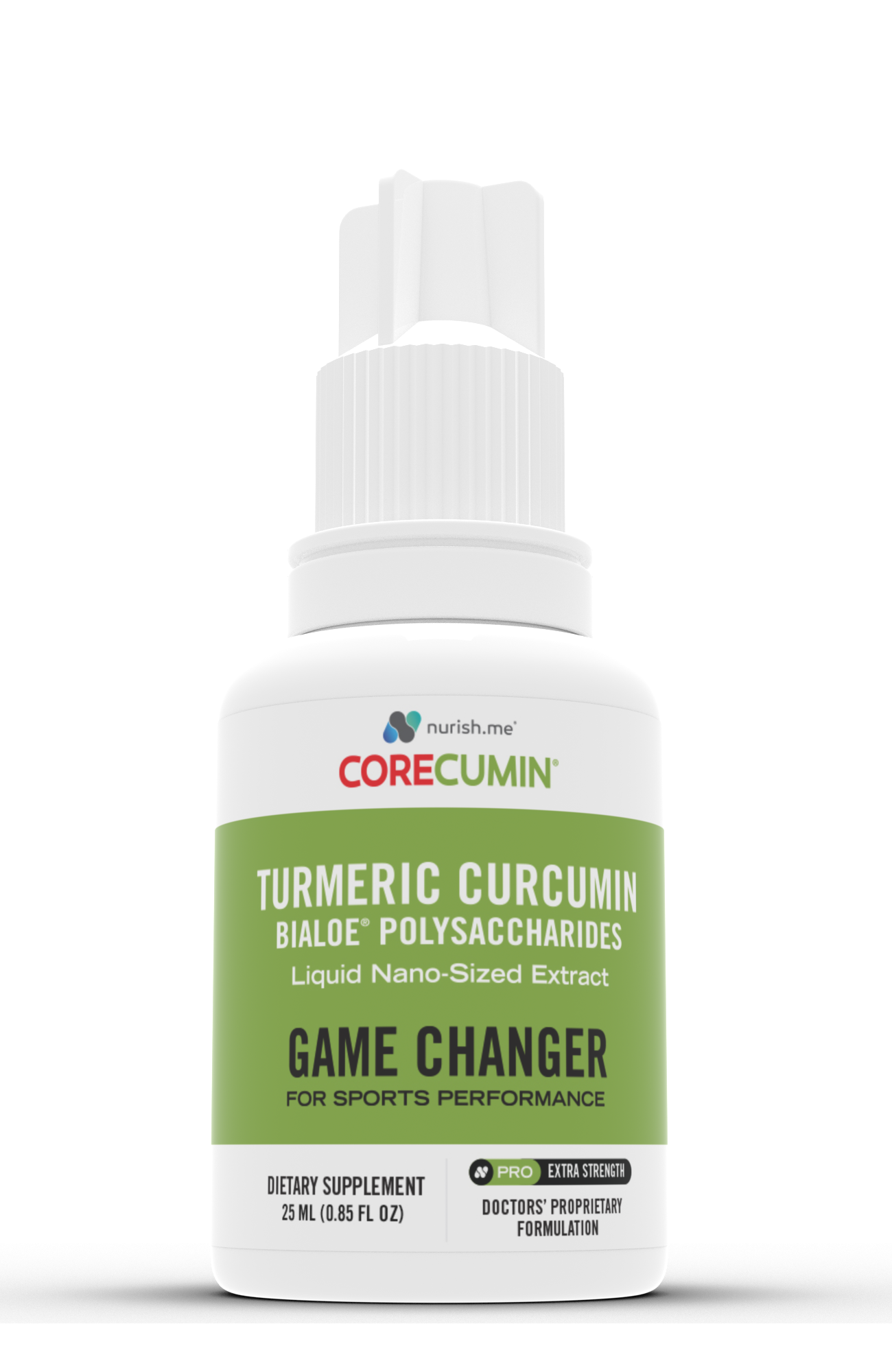 CoreCumin® Pro Advanced Formulation with BiAloe®