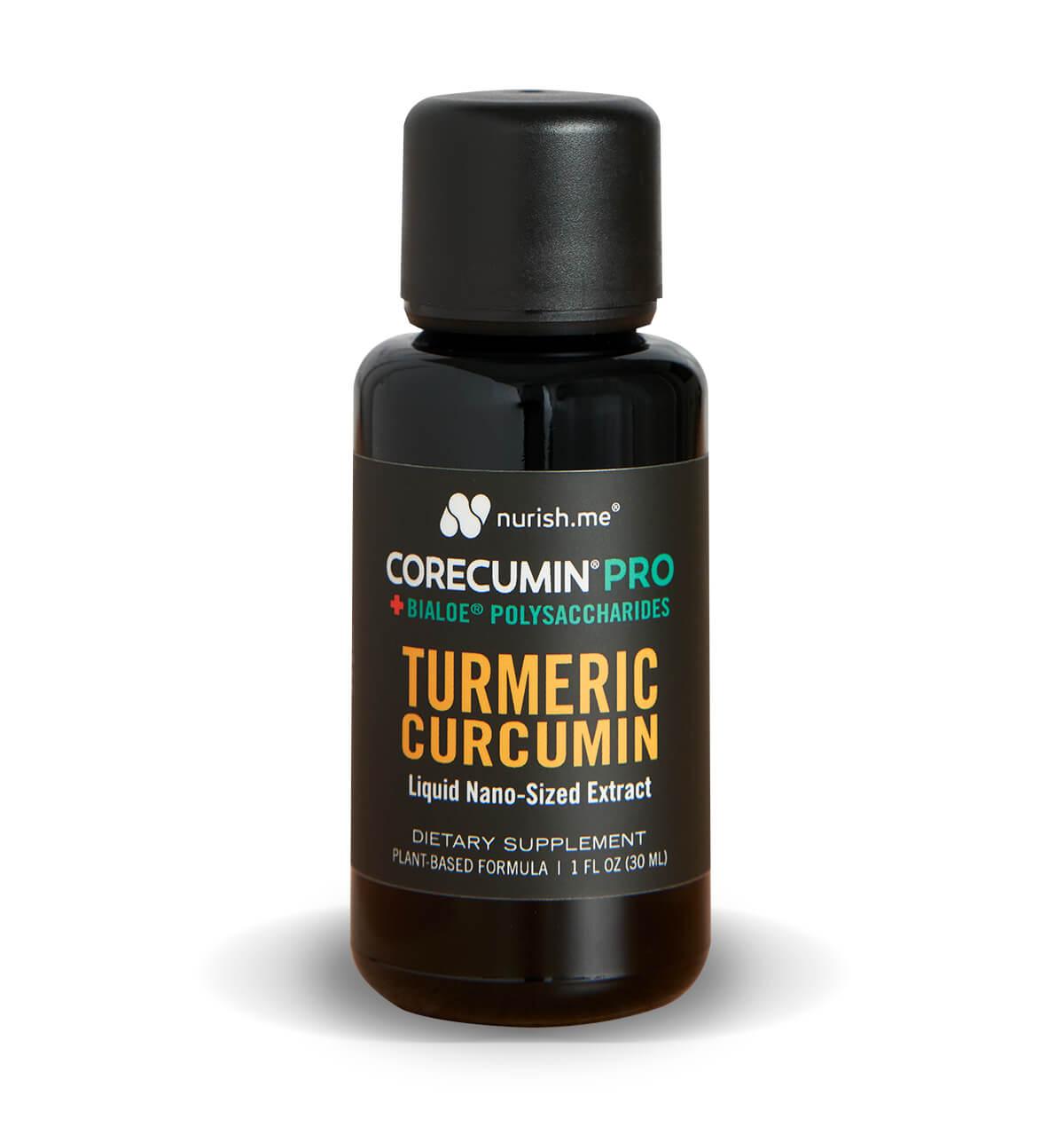CoreCumin® Pro Advanced Formulation with BiAloe® 30ml
