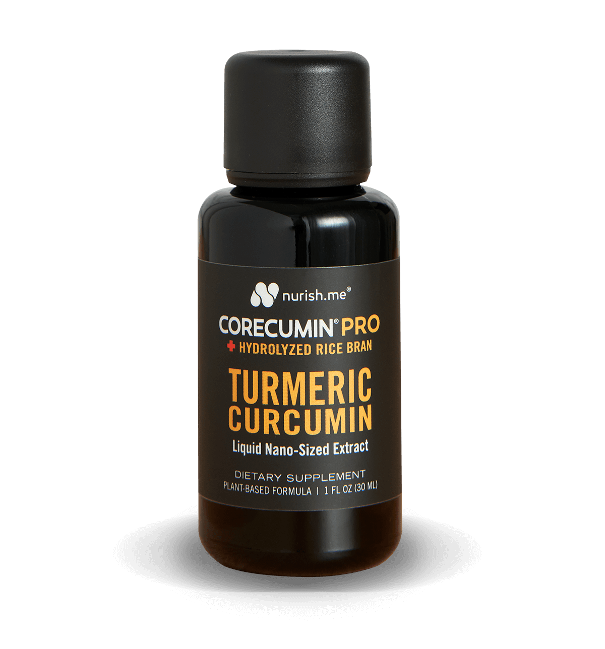 CoreCumin® Pro Advanced Formulation with Hydrolyzed Rice Bran 30ml