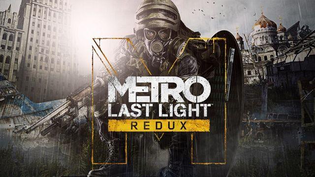 Metro Last Light Redux visual