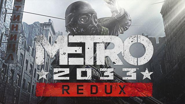 Metro 2033 Redux visual