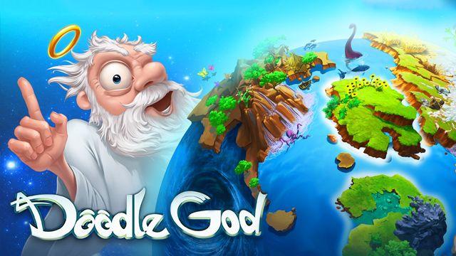 Doodle God visual