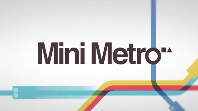 Mini Metro visual