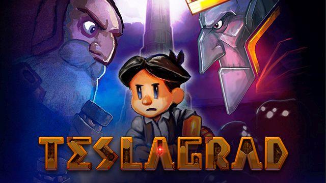 Teslagrad visual
