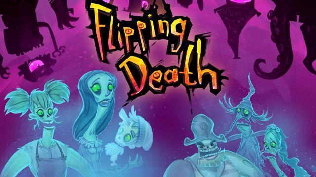 Flipping Death visual