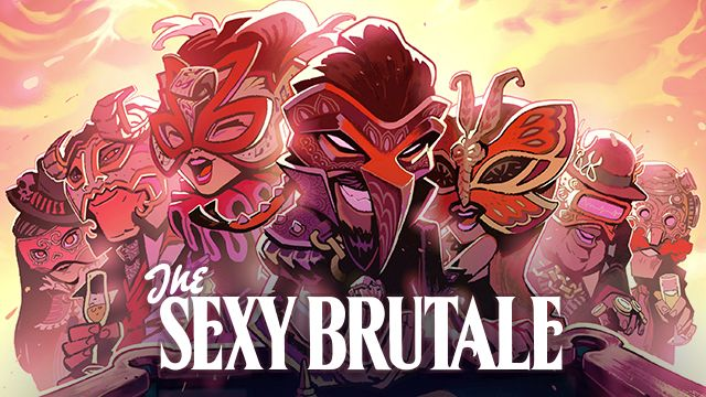 The Sexy Brutale visual