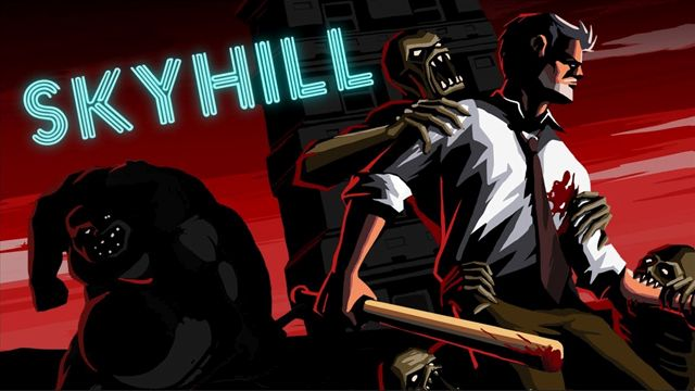 Skyhill visual