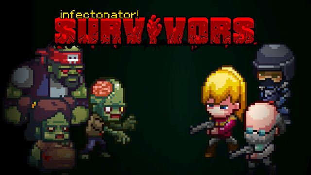 Infectonator: Survivors visual