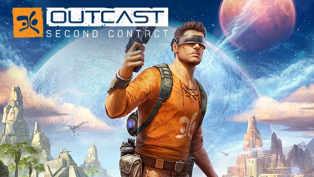 Outcast – Second Contact visual