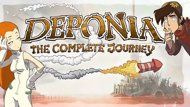 Deponia: The Complete Journey visual