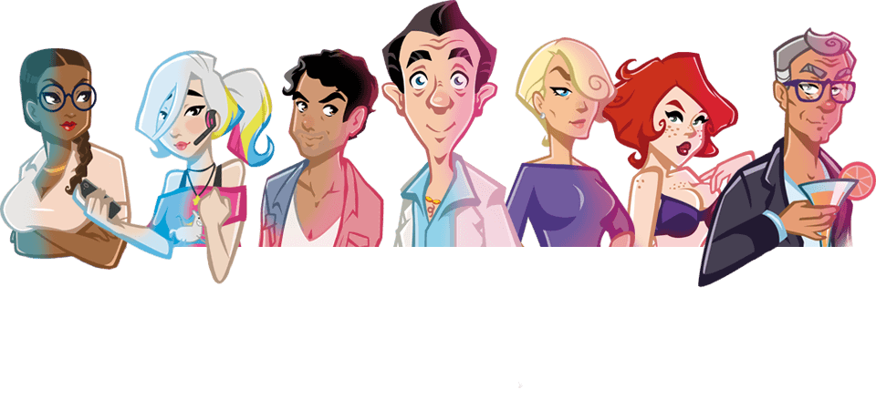 Leisure Suit Larry visual