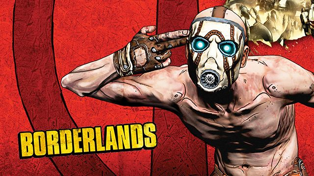 Borderlands visual