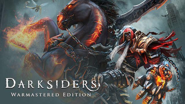 Darksiders Warmastered Edition visual
