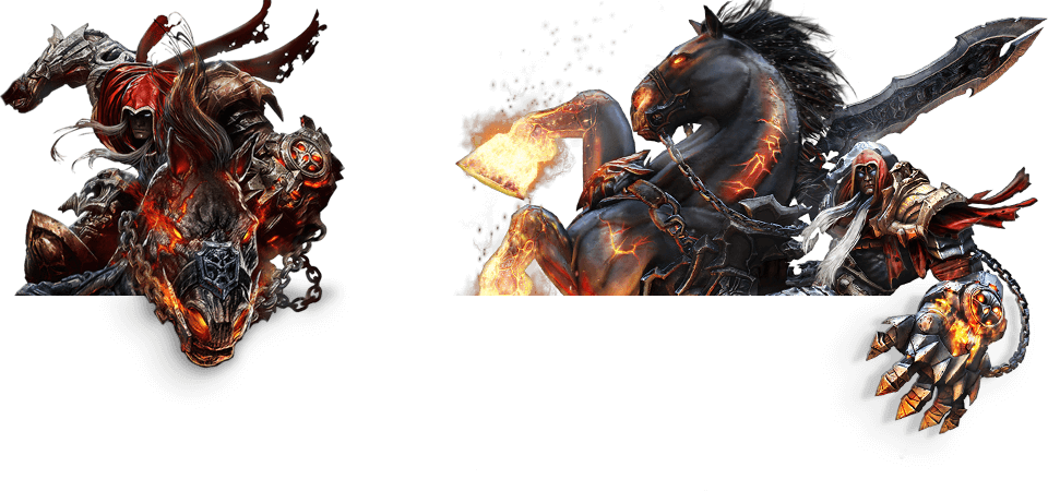 Darksiders visual
