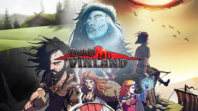 Dead in Vinland visual