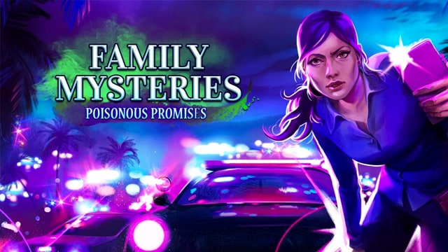 Family Mysteries: Poisonous Promises visual