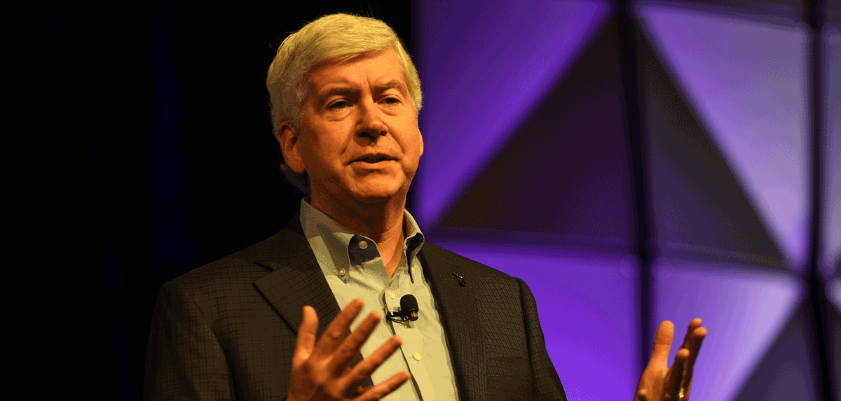 Image of Rick Snyder (Michigan Governor)