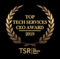 Tech Services Top 50 Award logo