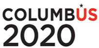 Columbus2020 logo