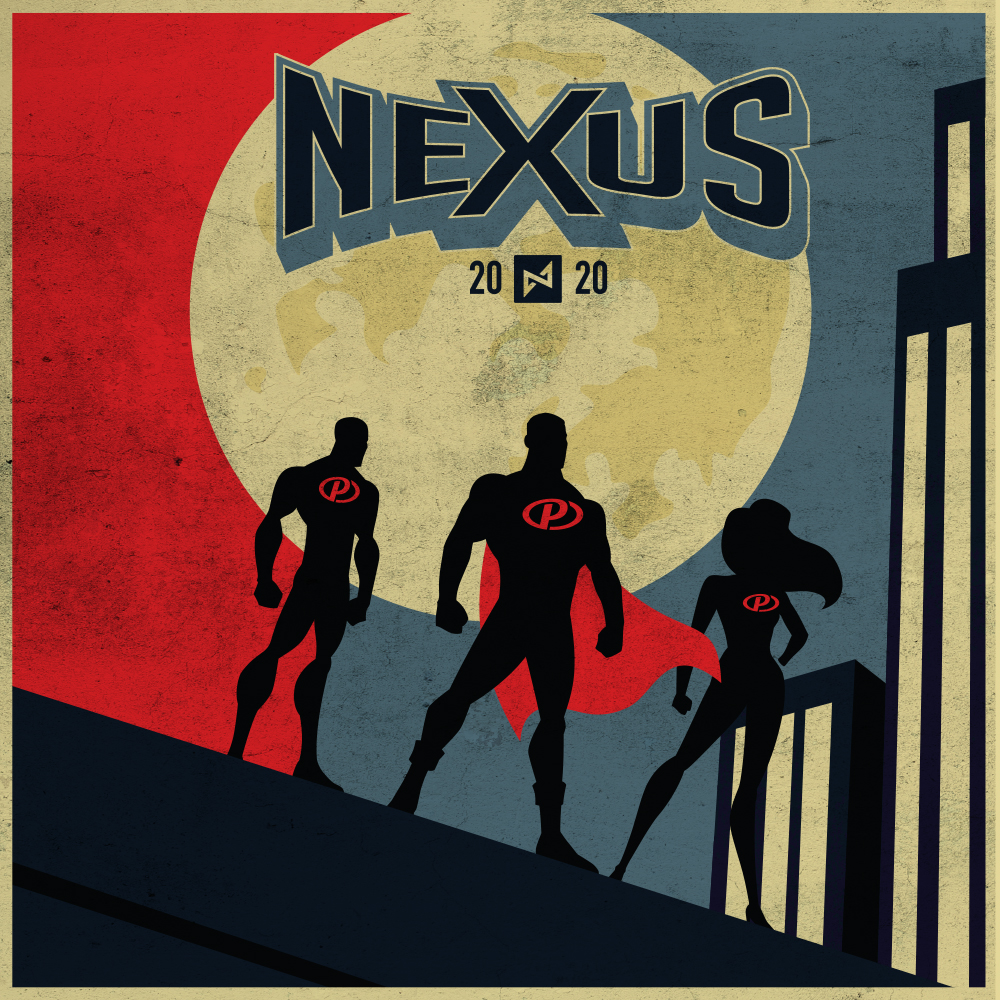 """Nexus 2020 - Product Practitioners: The New Superheroes"""