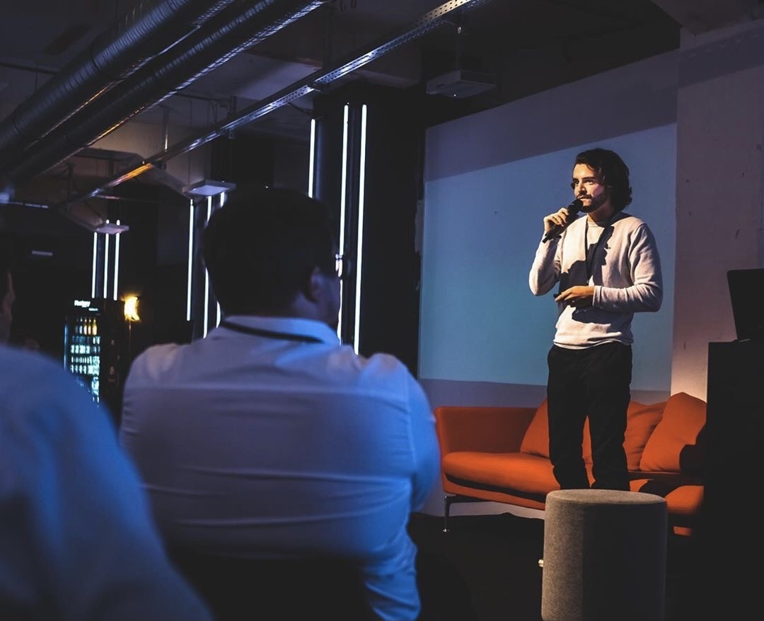 Startup investment, Markus Winkler picture