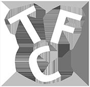 TFC logo, the funding cocktail logo