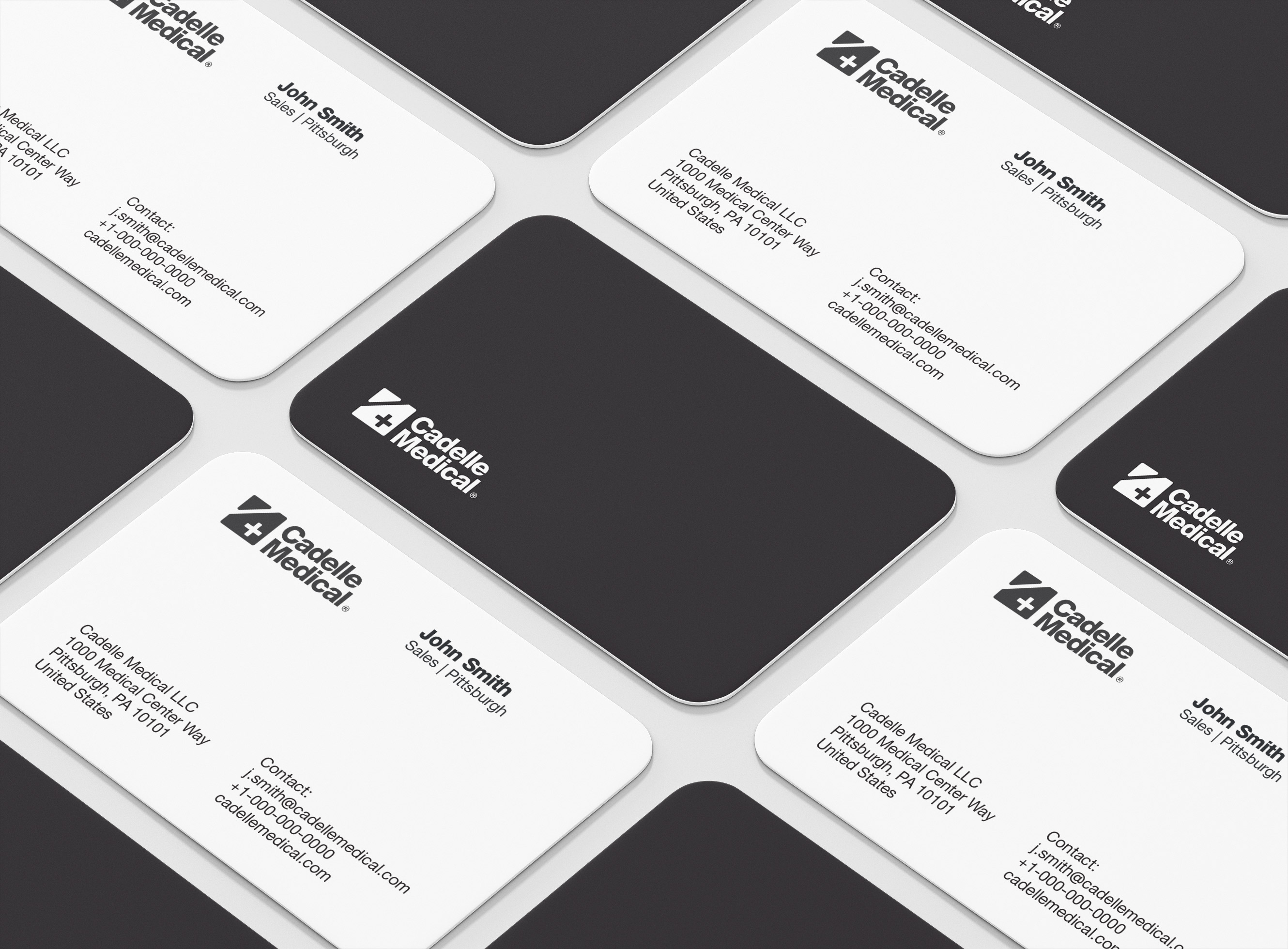 """A cutting edge company needs a visual identity to match. First impressions are everything and there's nothing quite like a business card that's memorable for all the right reasons."""