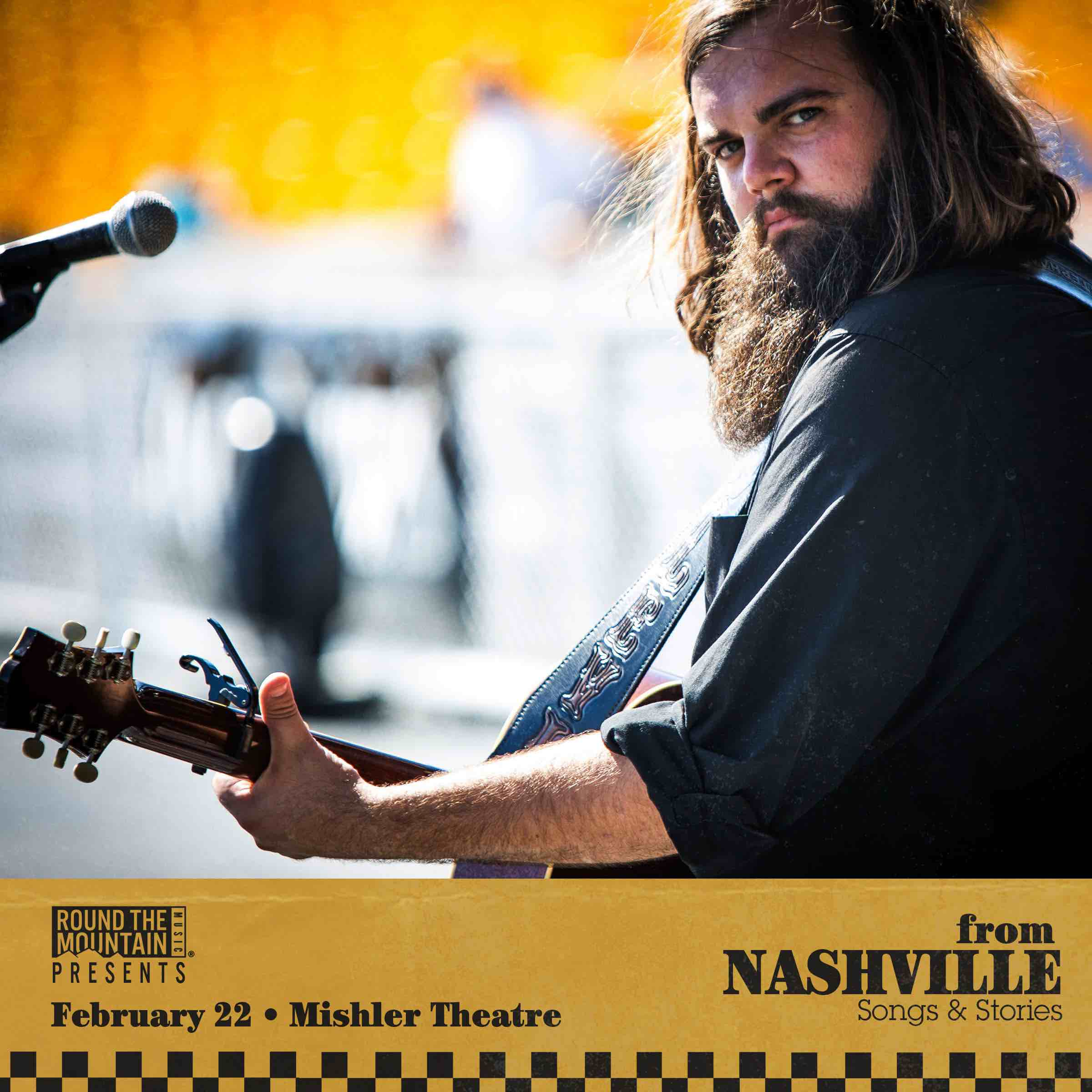 """""""We created a social media design template to complement the concert series poster."""""""