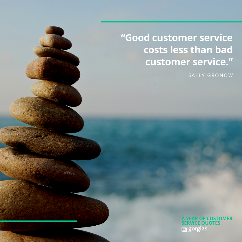 a year of customer service quotes to inspire support agents