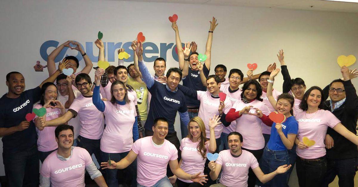 The Coursera team