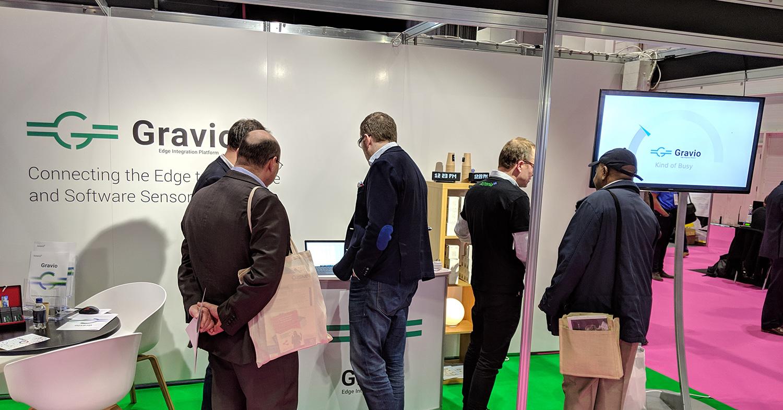 ロンドンで開催されたSmart IoTイベントにGravioを出展!〜マーケティング視点の出展肌感レポートと、国外でのGravio展示即売の反応は?〜