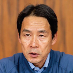 株式会社大洋食品 専務取締役 海苔事業部統括 中山 孝広 氏