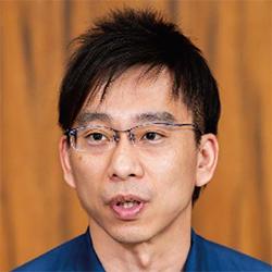 株式会社大洋食品 品質管理室 室長 森紘大氏