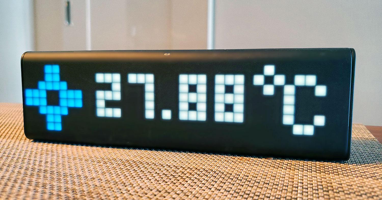 <Gravioユースケース>カッコいいガジェットを使って、文字やアイコンで情報を視覚的に通知して「行動変容」を推進する ―GravioからLametric Timeへの接続方法を改めてご紹介ー