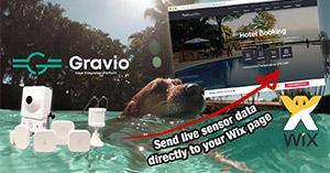 <Gravioユースケース>Gravioで収集した各種センサーデータを、Web上で公開してみよう! ~CO2濃度や人数などをリアルタイム表示することで密を防ぐ「一歩先の情報公開」を~