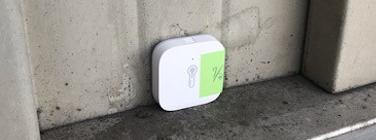 無償貸出クライメートセンサー(温度・湿度・大気圧)