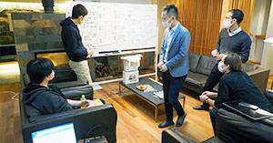 <Gravioの社内アイデアソン実施レポート!>軽井沢のサードオフィス様施設にて実際のワーケーション・宿泊施設におけるAIやIoTの活用を題材にしたアイデアソン合宿を行ってきました