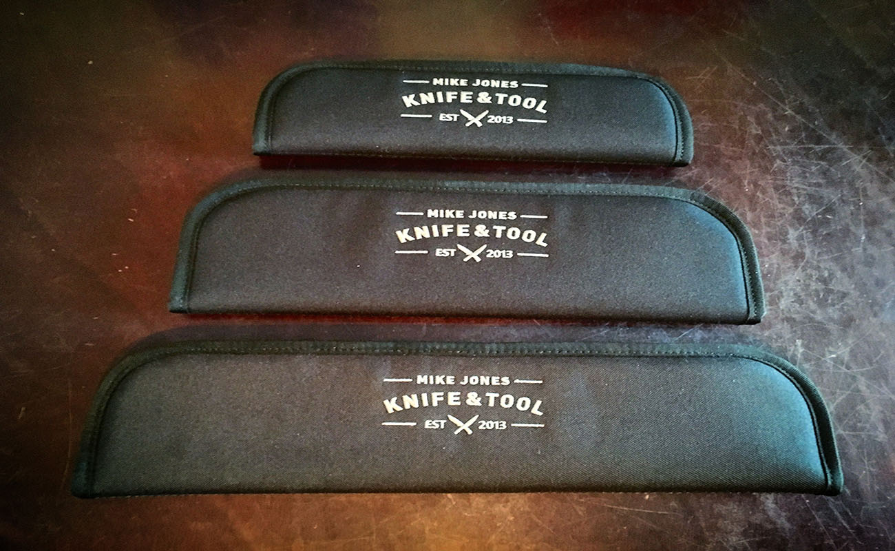 Mike Jones Knife & Tool custom soft goods