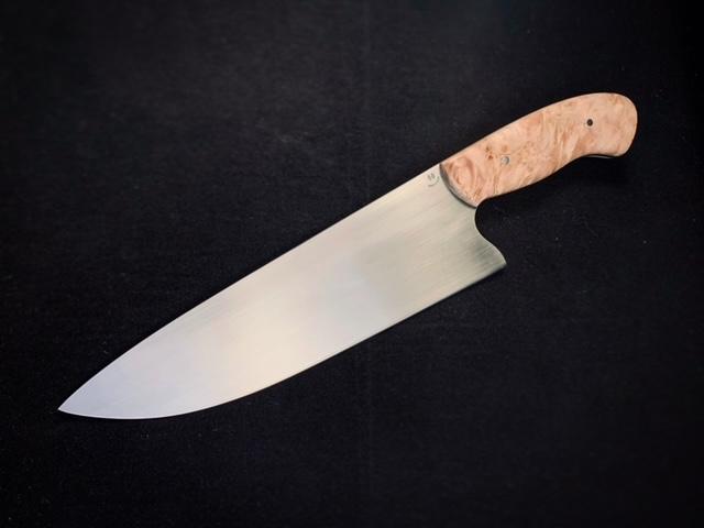 Mike Jones Knife & Tool custom kitchen knife