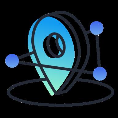 SafeGraph Patterns Store Insights Logo